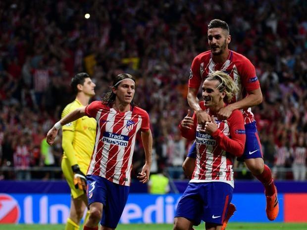 Impian Atletico Menjadi Juara Di Liga Eropa