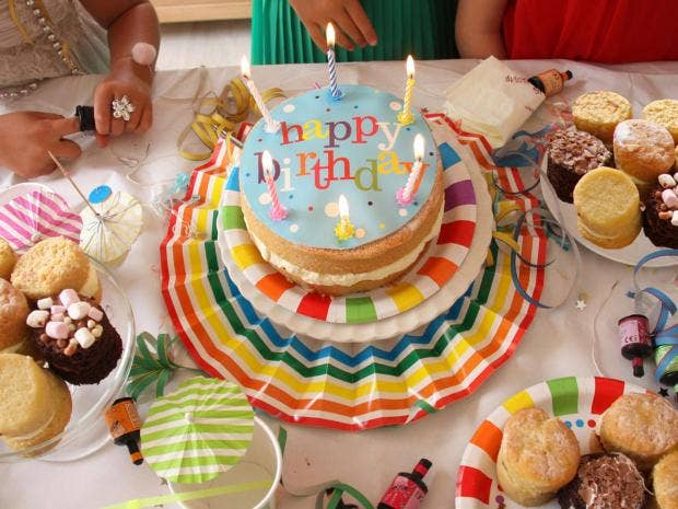 Free Birthday Uk ~ Best gluten free birthday cakes the independent