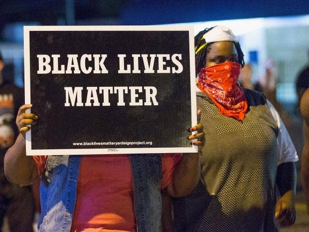 black advertisements russians bought facebook adverts targeting black lives matter