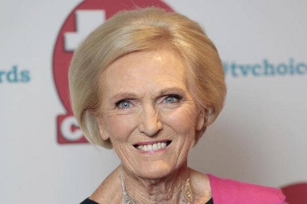 Mary Berry Admits She No Longer Uses Her Dining Room