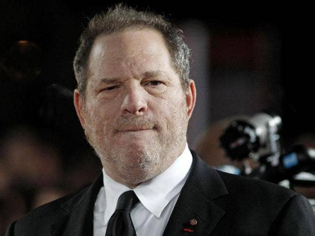 Image result for hollywood harvey Weinstein