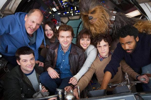 Solo: A Star Wars Story first trailer reportedly coming on Monday