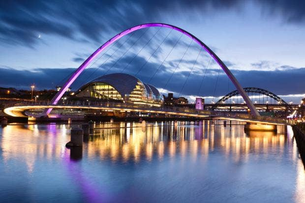 Newcastle named top place to visit in 2018 by Rough Guides | The ...