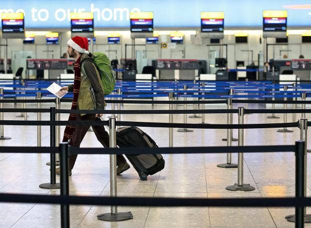Cheap Flights For Christmas How To Get The Best Festive Deals