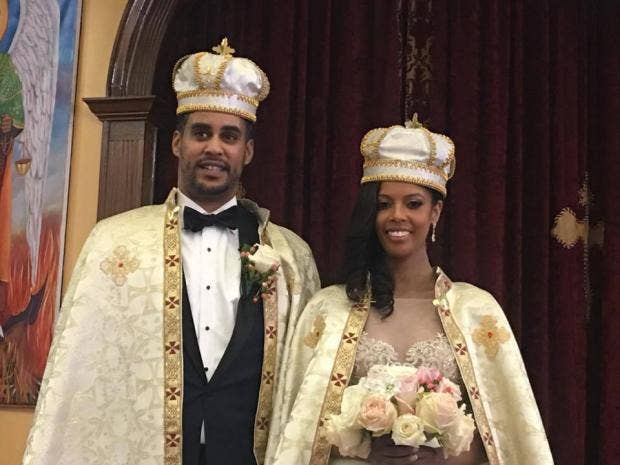 American Woman Becomes A Princess After Marrying Ethiopian