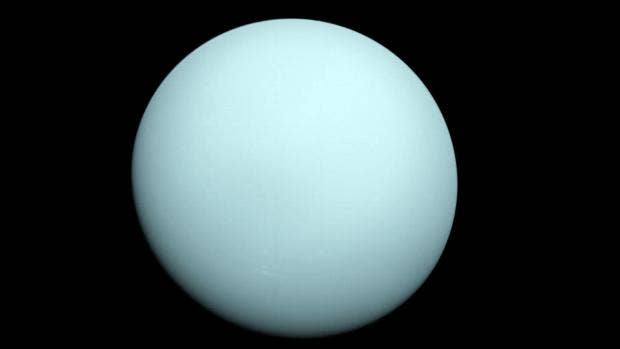 Uranus  When Can You See The Planet Appear  And Where