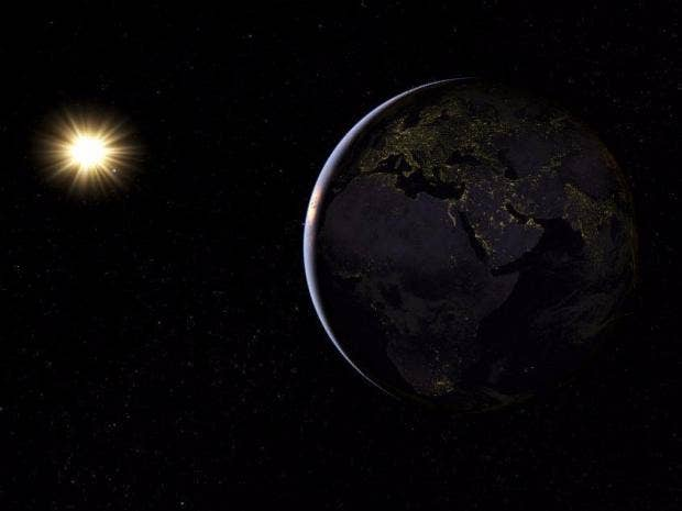 Planets And Moons Are Now Part Of Google Maps Here Are - Google earth online
