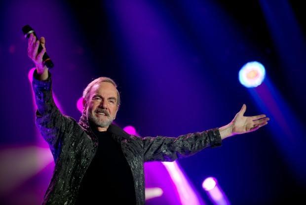 Neil Diamond Tour Dates Australia