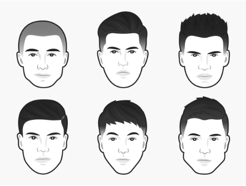 The Best Mens Haircut For Every Face Shape