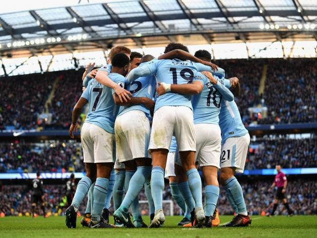 Can Anyone Stop Manchester City