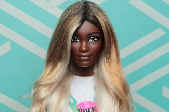 Brazilian artist creates diverse range of custom Barbie dolls