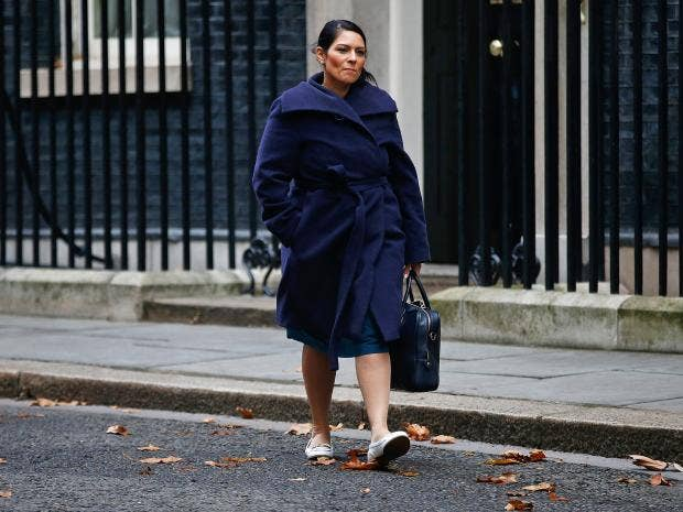 Priti Patel: A timeline of how the scandal developed from ...