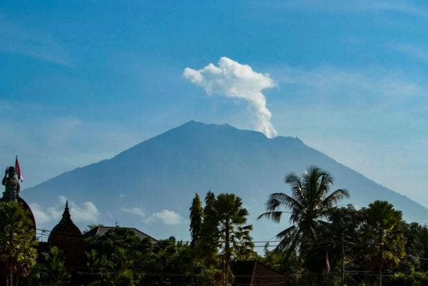 Which Volcanoes Are About To Erupt The Independent