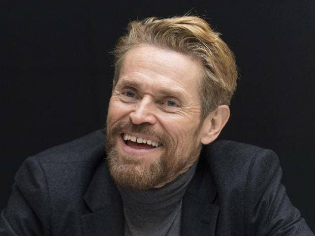 Willem Dafoe interview: 'I don't want people to know who I ...