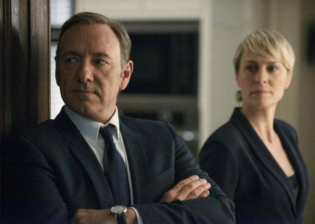 the fate of netflix series house of cards