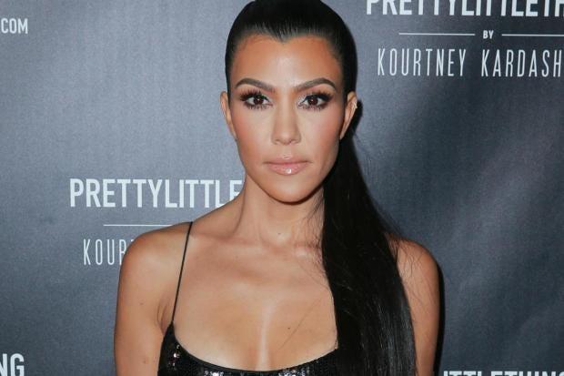 Kourtney Kardashian reveals what she eats in a day | The ...
