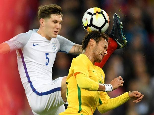 Five things we learned from England's frustrating goalless ...