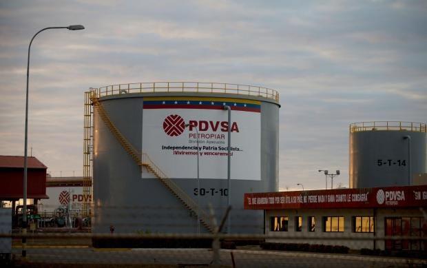 Venezuela arrests six top executives from us based oil company the venezuela arrests six top executives from us based oil company fandeluxe Images
