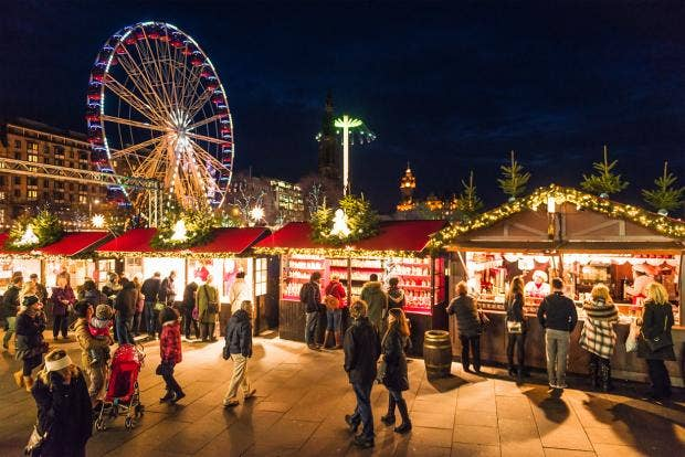 39 Christmas Markets Across Europe To Visit Before You Die