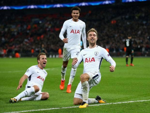 Tottenham Proved Their European Credentials Last Month With The Three One Win Over Real Madrid Getty