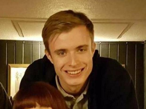 Liam Allan, a 22-year-old criminology student, was acquitted of all charges  Facebook
