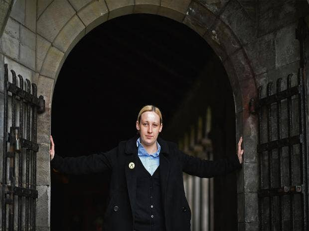 Alex Salmond 'gave me style tips', Britain's youngest MP Mhairi Black  reveals