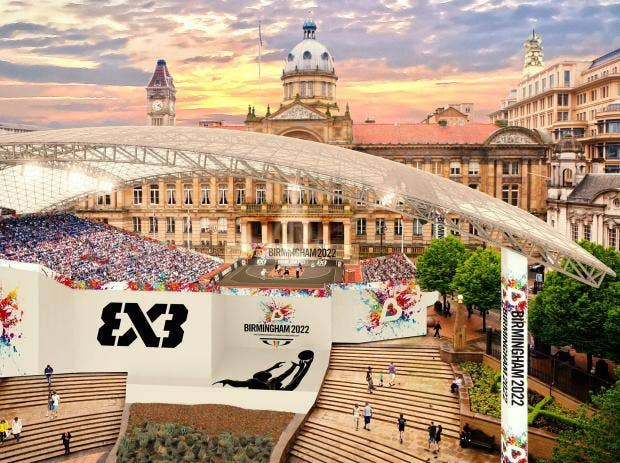 Home of the Birmingham 2022 Commonwealth Games