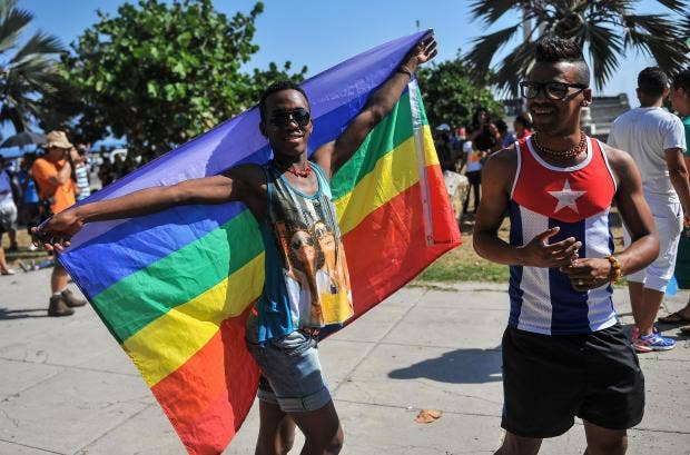 Inside Cuba's LGBT revolution: How the island's attitudes to sexuality and  gender were transformed