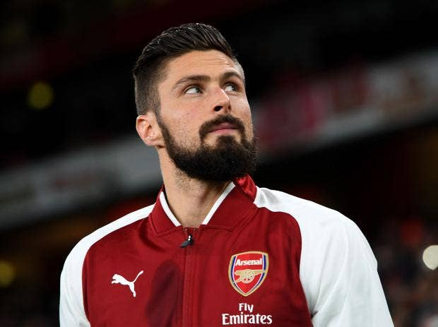 Arsene Wenger Admits Olivier Giroud Could Leave Arsenal If Pierre Emerick Aubameyang Arrives