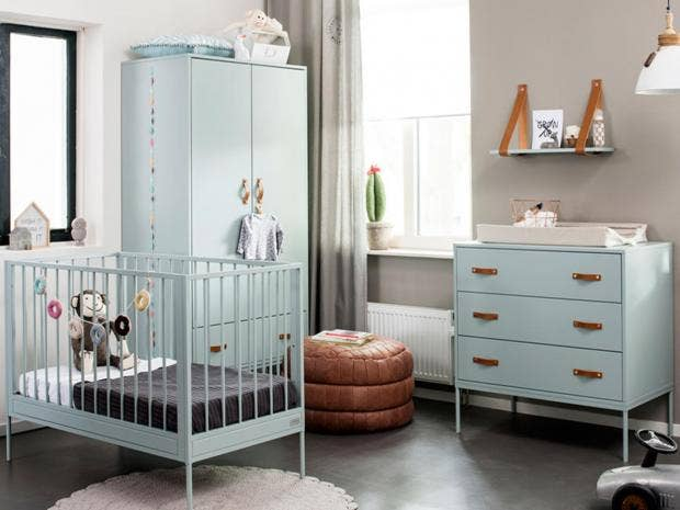 gray nursery furniture. Going Dutch On Style Pays Off With The Coming Kids Bliss In Sea Greens Gray Nursery Furniture