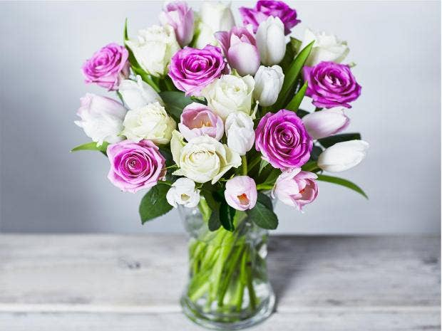 13 Best Valentine S Day Flowers The Independent