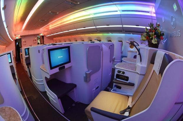Best Business Class Beds In The Sky From Japan Airlines