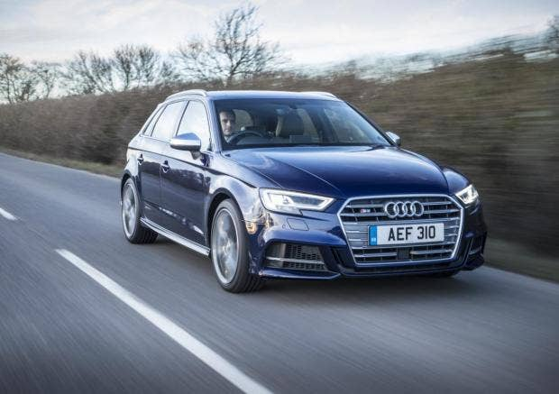 Car Review Audi S Sportback The Independent - Audi s3