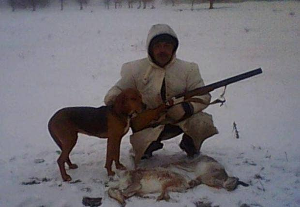 Hunter Shoots Two Pet Dogs