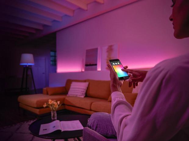 10 best smart lighting the independent. Black Bedroom Furniture Sets. Home Design Ideas