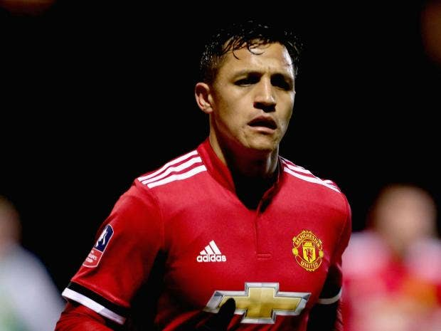 Alexis sanchez makes a good start to his manchester united career alexis sanchez impressed on his debut for manchester united at yeovil getty stopboris Image collections