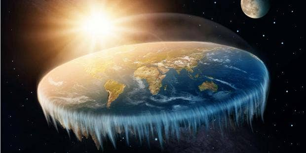 Heres Why Nasa Is Lying About The Earth Being Round According To A Flat Earther