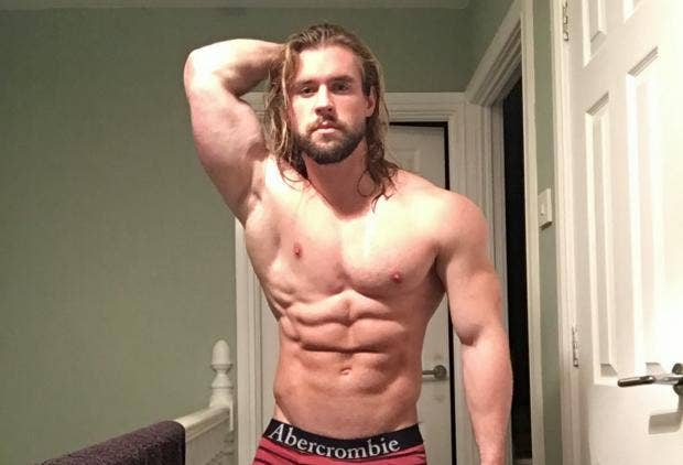personal trainer overcomes cystic fibrosis to become real life thor