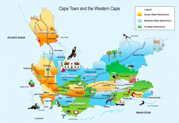 Everything you need to know about the Cape Town drought The