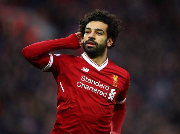 Mohamed Salah Reveals Why He Isnt Surprised By His Liverpool Goalscoring Form