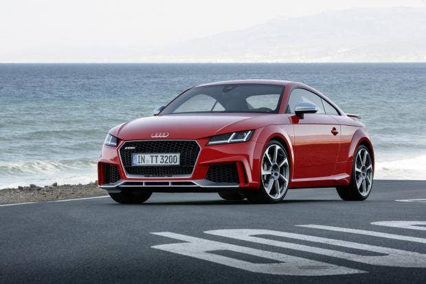 Car Review: Audi TT RS
