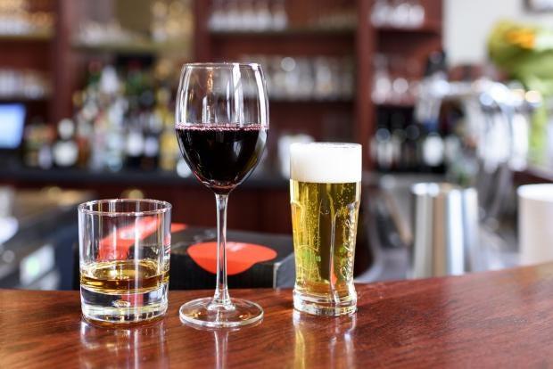 Drinking Alternatives To Beer