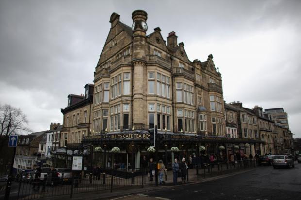 Famous Tea Rooms In Edinburgh