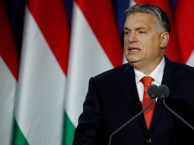 'Europe is being overrun': Hungarian leader Viktor Orban ...