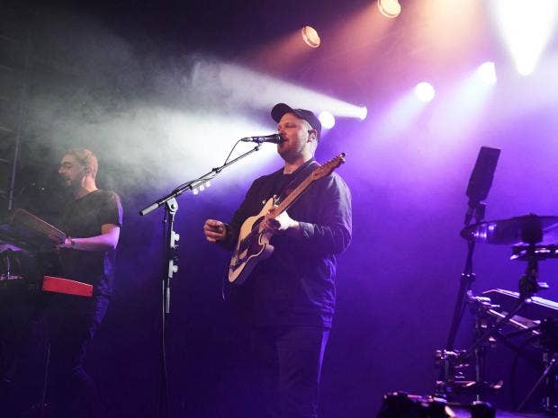 Alt j the garage london review trio prove theyre ready for made up of gus unger hamilton on keys joe newman on vocals and guitar and thom sonny green on the drums atl js intimate sell out gig sets the tone for solutioingenieria Image collections