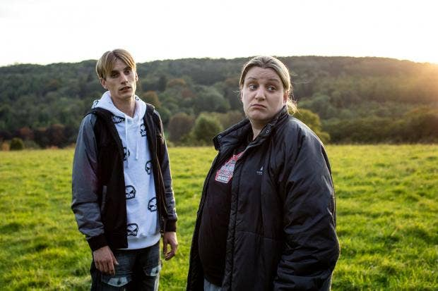 The BBC's This Country: Return to Planet Mucklowe | The Independent