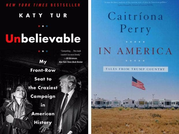 10 best books on the donald trump presidency the independent for Donald trump favorite books