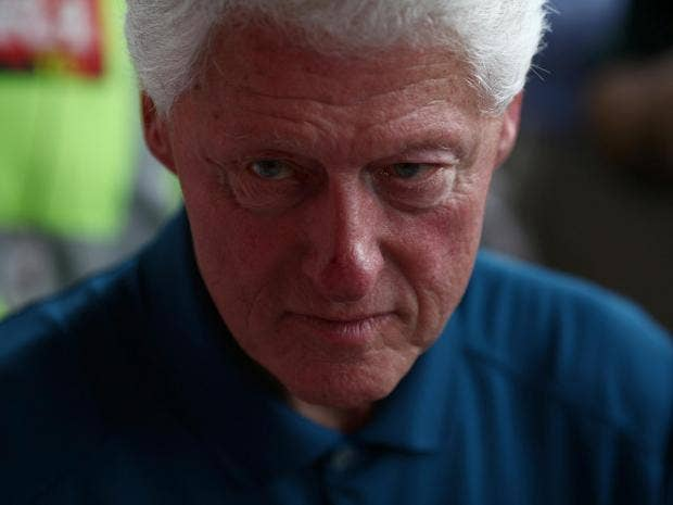 Late Work From Bill Clinton