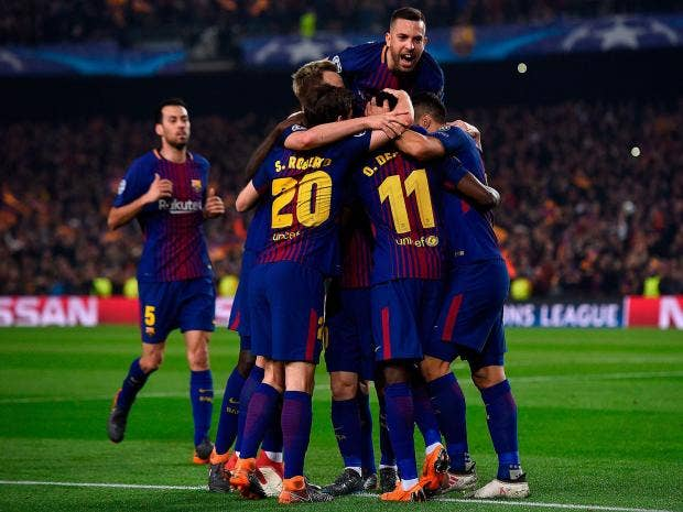 Getty Chelsea Travel To Barcelona