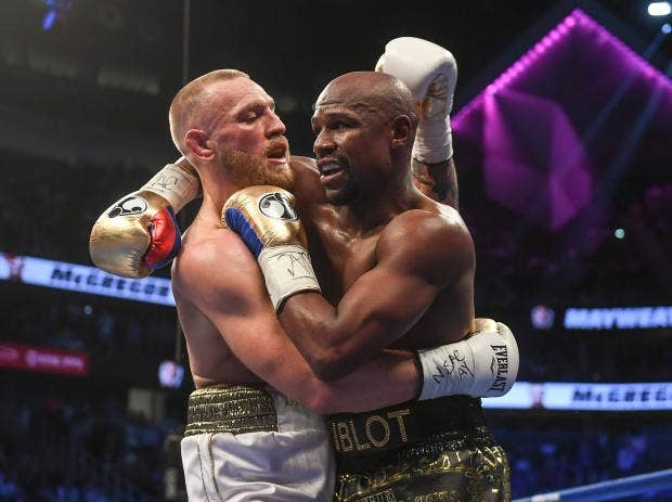 Floyd Mayweather applies for MMA license as UFC fight with ...